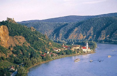 Danube river by bike and boat self guided cycle tour