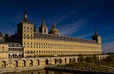 Escorial bike day tour