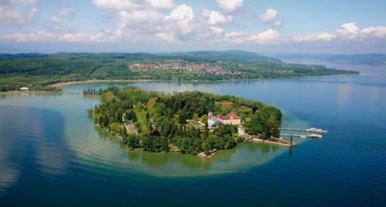 Lake Constance athletic bike tour self-guided
