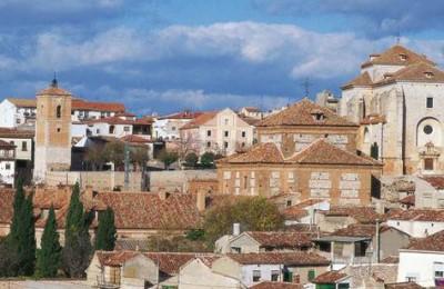 Full day Chinchon to Aranjuez sightseeing Bike Tour