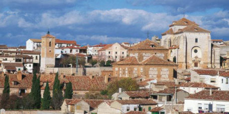Full day Chinchon to Aranjuez sightseeing Bike Tour