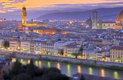 Florence-Siena-Pisa bike tour self-guided