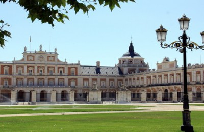 Royal palace at Aranjuez