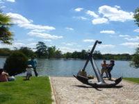 Lake at Casa Campo