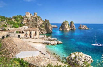 Southern Sicily self-guided bike tour
