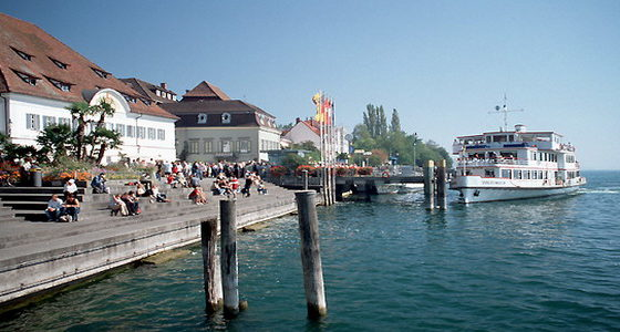 Lake Constance and Rhine Falls self-guided bike tour