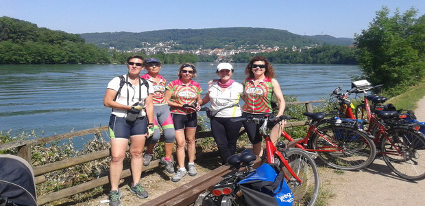 self guided bike tours germany