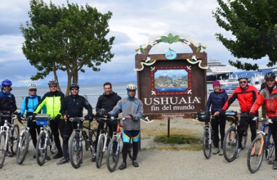 Patagonia adventure bike tour in Argentina