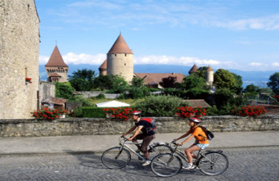 Switzerland Jura mountains bike tour self-guided