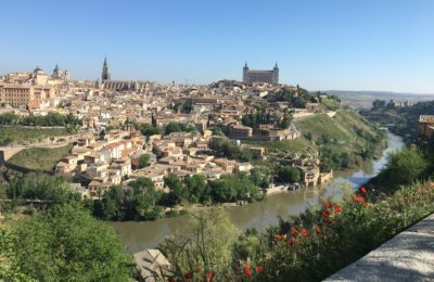 Toledo and river Tagus