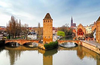 Strasbourg-Mainz or reverse bike & boat tour