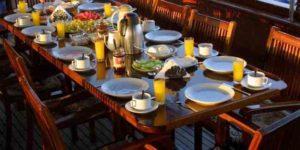 Turkey Bahriyeli breakfast