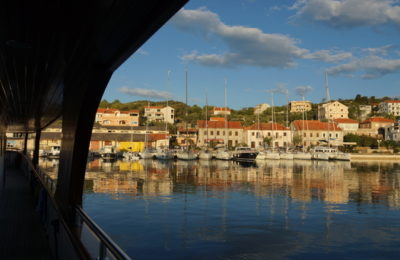 croacia dalmatia islands bike tour