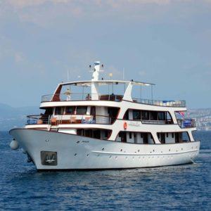 Andela Lora barco croacia