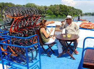 Francia camargue bici y barco