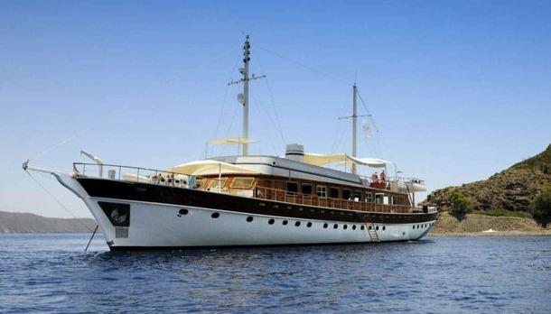 Halis Temel turkey grecia barco bici vacacion