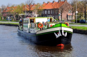 Jelmar bike holland tour boat