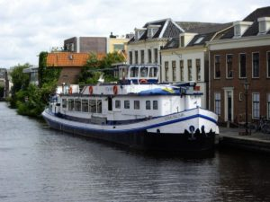 Vita Nova bike boat tour holland netherlands amsterdam