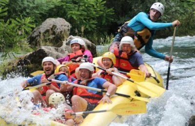 croacia rafting