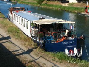 estello boat bike tour