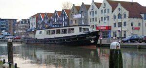 tijdgeest bike boat tour holland dutch