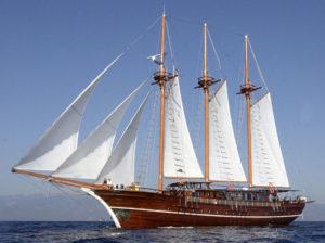 Bahriyeli bici crucero grecia barco