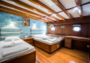 Love Boat Cabin holiday vacation