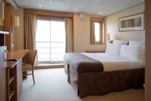 Amsterdam suite cabin