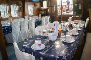 Boat Panagiota diner