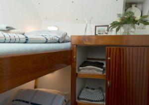Flying Dutchman scotland bike boat tour cabin