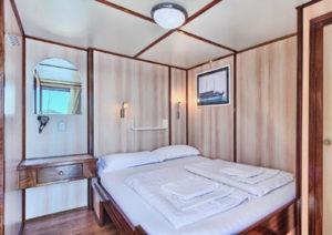 San Snova Cabin croacia cabina bici barco