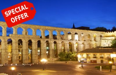 Segovia-Aqueduct-spain-bravo-bike-tours winter offer