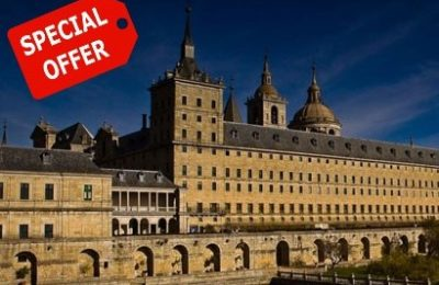 El Escorial bike tour winter offer