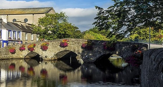 Ireland challenging bike tour self-guided