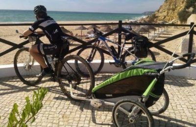 portugal algarve lisbon cycle tour