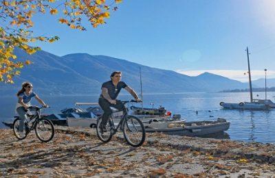 Suiza Dolce Vita bike tour Lago Maggiore