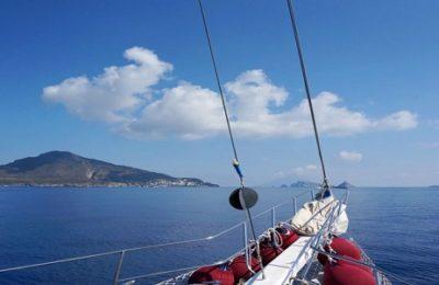 Italia Sicilia Islas Eolias Bici y Barco Bravo Bike tours