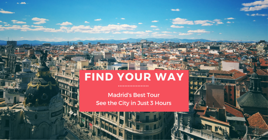 Madrid Tour Homepage