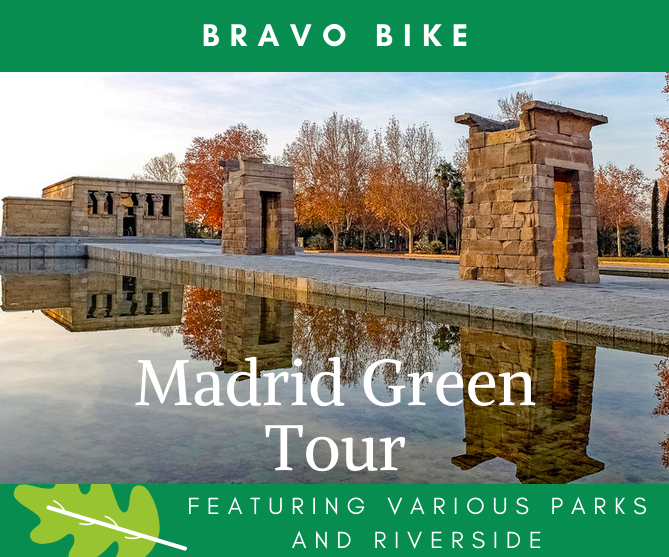 Madrid Green Bravo Bike